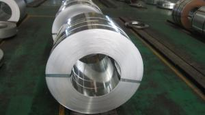 China DX51DZ Chromated Hot Dipped Galvanized Steel Strip , ASTM A653 JIS G3302 Coil on sale