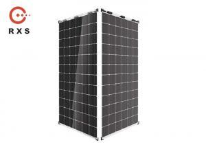 China Dual Glass Bifacial Solar Panels , 365W Mono Cell Solar Panel 1974*992*6mm on sale