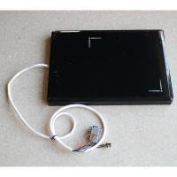 ISO18000-6C RS232 RFID Desktop Reader Writer , large USB Card UHF RFID Reader