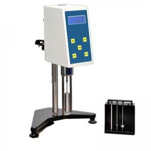 China Laboratory Adhesive Testing Equipment / Easy Operation Viscosity Instrument on sale