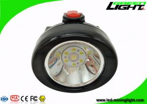 China Customized Wireless Rechargeable LED Headlamp 10000lux IP67 Waterproof 1000 Battery Cycles on sale