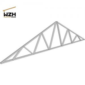 China Light Weight Steel Roof Truss on sale
