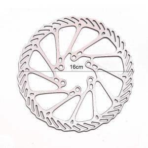 China Gr5 Ti6Al4V Titanium Bike Parts Road Bike Mountain Bike Disc Brakes Antirust on sale