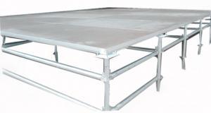 China Aluminum Alloy Portable Mobile Concert Stage Platform Modular Truss System on sale