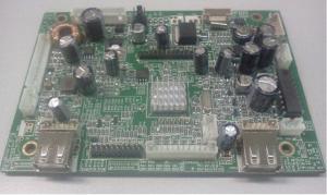 China MP4 / AVI / DIVX Full HD Advertising Display LCD PCB Board For Single Slip - Screen on sale