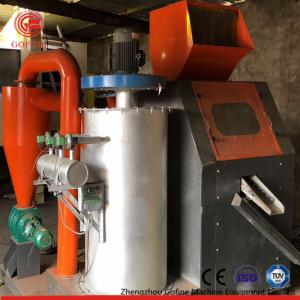 China Scrap Copper Wire Granulator Machine , Small Copper Granulator Compact Structure on sale