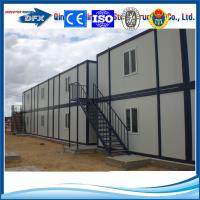 China light frame metal cheap construction china prefabricated homes on sale