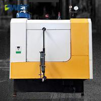 High Safety Automatic Wood Pellet Boiler For Chemical Industry 0.7mpa Preset Pressure