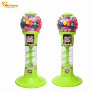 China Cheap Price Gumball Vending Machine Capsule Vending Machine/ Gashapon/capsule Vending Machine,Kids Candy Vending machine on sale