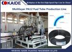 Multilayer Fuel Tube Extruder Machine ,  PA12 Fuel Tube Making Machine