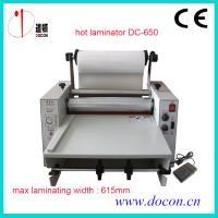 wholesale----DC-650 hot laminator machine