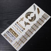 China waterproof temporary tattoo on sale