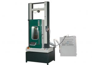 China Computer Servo Universal Material Testing Machine Temperature Controlled 150℃ on sale