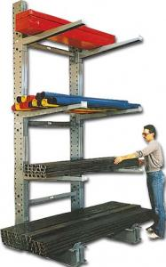 China Warehouse Storage Cantilever Racking,Shelving on sale