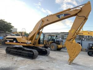 China Second Hand 330bl Caterpillar Excavator , Powerful Used Cat Mini Excavator on sale