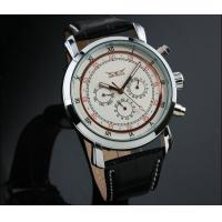 45mm Case Multifunction Mechanical Automatic Watches 85g With Dial Scale
