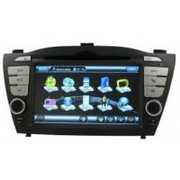 China High quality Hyundai IX35 Car DVD GPS Player with 3G internet on sale