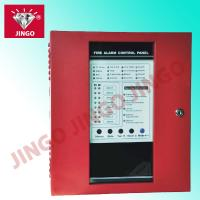 Conventional fire alarm systems control panel 8 zones electric DC24V