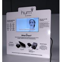 In Store Counter Display with Video player and Custom Print