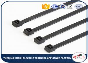 China Nylon Self Locking plastic cable ties fasteners , nylon wire ties on sale