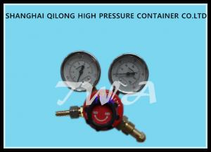China Stability Air Pressure Industrial Gas Regulator 3Mpa For Dissolved Acetylene Gas on sale