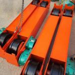 5Ton 10 Ton 15 Ton Overhead Crane End Beam End Carriage With Gear Motor
