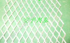 China Stainless Steel Expanded Metal Lath , ISO Certified Diamond Mesh Metal Lath on sale