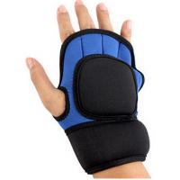 China Half Finger Long Neoprene Rubber Gloves , Neoprene Shooting Gloves on sale