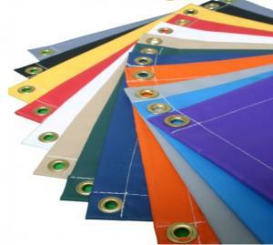 China PVC tarpaulin truck covers on sale