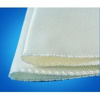 China High silica fiber cloth Beige 0.26mm~1.35mm 1000-degree 96% high silica fiber on sale