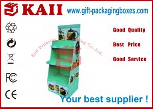 China 2 Tier Cardboard Display Box For Coffee Pot / Decorative Paper Boxes on sale
