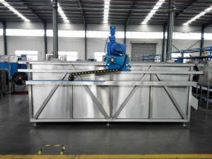 China Malting Packing Production Line With Steeping Tank , Germinating Kilning Box on sale