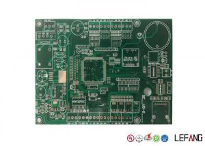 China Lead Free HASL Gold Plated Circuit Board , Prototype Circuit Board Fabrication on sale