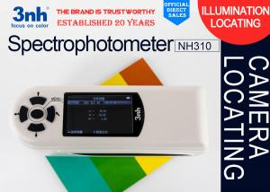 China NH310 Digital Portable Color Matching Spectrophotometer for salt light soy sauce vinegar on sale