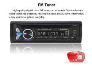 China Detachable Panel 1 Din Car DVD Player 1 Din Android Car Stereo Hight Power Output on sale