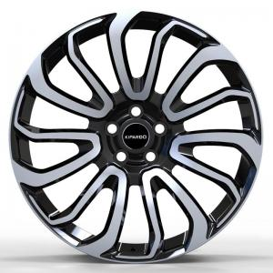 China 20X9.5 20X8.5 Replica Car Alloy Wheels For Land Rover on sale
