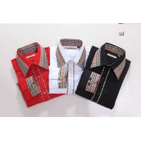 Top quality Mens Burberry Shirts,New arrvial Gentlemens Designer Shirts at wholesale price