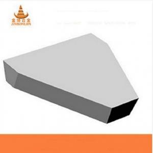 China High Quality Cemented Tungsten Carbide Tips for Metal Cutting, YG8 on sale