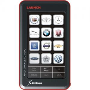 China Launch X431 Diagun Full Set Advanced Automotive Diagnostic System on sale