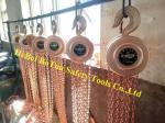 Non Sparking Manual Chain Hoist Chain Block  5 Ton 3M By Copper Beryllium
