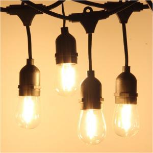 China Wholesale waterproof 110v 220v outdoor decoration G80 20 led globe string lights on sale