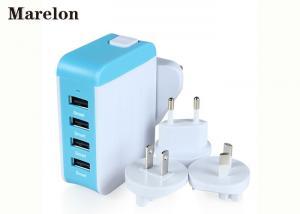 China Home Wall Charger Power Adapter , Magnetic EU US UK Plug Universal Power Adaptor on sale