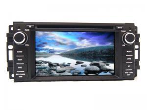 China Car GPS Navigation System dvd cd player Chrysler sebring wrangler dodge compass on sale