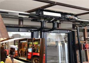 China Sensitive Edge Sliding Plug Door Passenger Protection For Pure Electric Bus on sale
