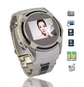 China S760 Watch Mobile Phone,Wrist Mobile Phone,Smart Watch,Mobile Phone Watch,Dual SIM Standby on sale