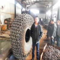 Tyre protection chains for CLARK/MICHIGAN 175BC Wheel Loader