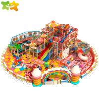China High-Quality commercial Best Indoor Play Areas Kids Indoor Playground Equipment on sale
