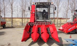 China 4YZ-3A Self-propelled Corn Combine Harvester on sale
