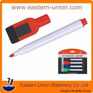 China Whiteboard Graphic Marker With Magnet And Eraser on sale