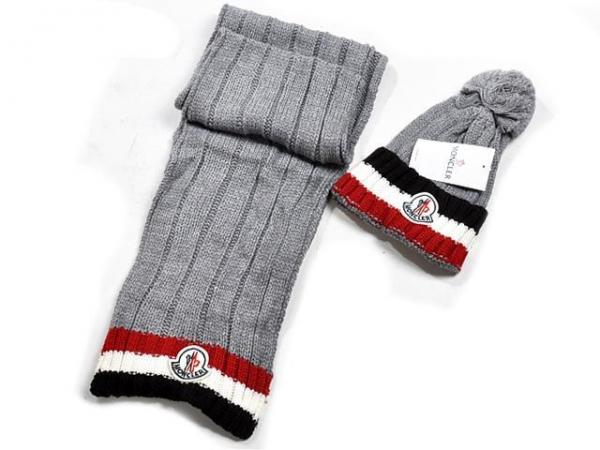 wholesale brand winter hats and scarves 2015 moncler women s winter hat and  Images ee4ad87b14d